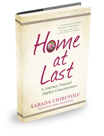 HOME AT LAST now published in India