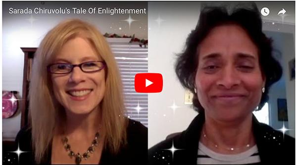 Cosmic Conversations: Marla Martenson interviews Sarada Chiruvolu