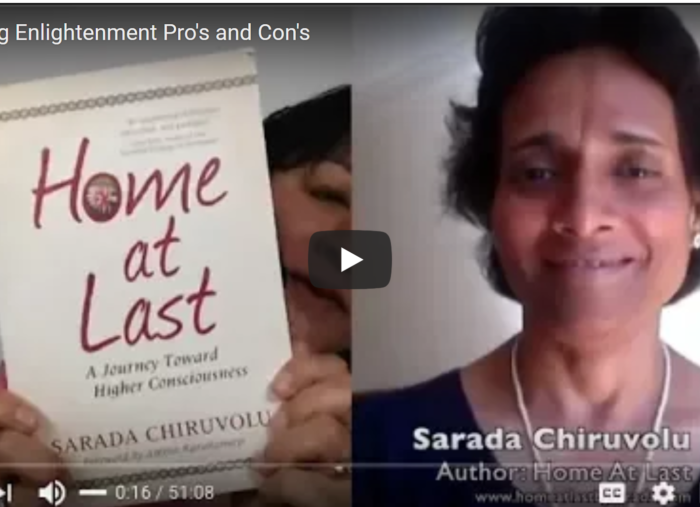 The pros and cons of achieving enlightenment